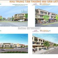 Bán Shophouse tại khu đô thị Vsip Bắc Ninh, trung tâm thương mại sầm uất tại Bắc Ninh