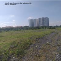 Bán đất khu dân cư Tây Lân, Bình Tân giá đầu tư