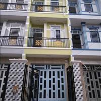 Nhà Phan Văn Hớn mặt tiền hẻm 8m, diện tích 5x18m, 1 trệt 1 lửng 2 lầu
