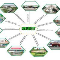 Mở bán dự án mới mặt tiền đường 44m Nguyễn Hải ngay thị trấn Long Thành giá 12 triệu/m2
