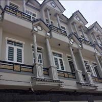 Nhà liền kề mặt tiền hẻm 8m Phan Văn Hớn, diện tích 5x18m, 1 trệt 1 lửng 2 lầu