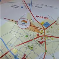 Đất nền cặp sát bến xe thành phố Bà Rịa sổ hồng 100%