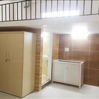 Căn hộ mini full nội thất - nhà mới xây - có gác - khu nhà an ninh
