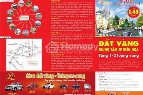 Cơ hội sở hữu đất mặt tiền Điểu Xiển, Tân Hòa, Biên Hòa chỉ với giá 750 triệu, vị trí trung tâm