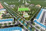 Newtown 9 với tổng quy mô lên đến 90.000m2 cung ứng hơn 800 lô nền đất với diện tích từ 80m2 đến 200m2.