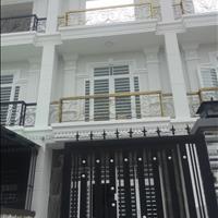 Bán nhà mặt tiền gần chợ Bình Chánh, 1 trệt, 2 lầu, 5x24m, sổ hồng riêng