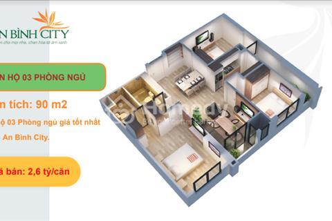 Danh sách căn hộ bán lại giá rẻ nhất dự án  An Bình City