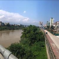 Bán đất 60m mặt tiền đường bờ kè sông Hồng Lào Cai