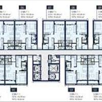 Feliz En Vista- Berdaz siêu sang, căn hộ đơn lập 3 phòng ngủ, tầng trung