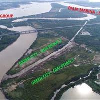 Suất nội bộ Green City, nhận đặt chỗ hôm nay, siêu dự án 3 mặt tiền sông Tắc, CK 5% giai đoạn 1 CĐT