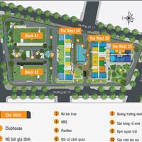 Tôi cần chuyển nhượng 1 căn hộ dự án The Western Capital quận 6 - 28tr/m2 có VAT và 2% phí bảo trì