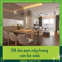 Tết sum vầy trong căn hộ mới, mua nhà được xe, chỉ duy nhất tại chung cư Hà Nội Paragon Cầu Giấy
