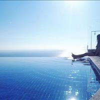 Căn 3 phòng ngủ Beau Rivage Nha Trang hàng cực hiếm, view biển 360 độ