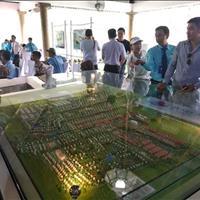 Nơi phố thị giao hòa thảo nguyên xanh (điểm đầu của đường kết nối sân bay Long Thành)