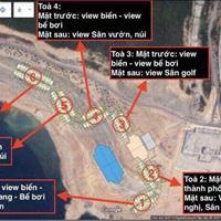 Chuyển nhượng Condotel 2 ngủ - View biển của Vinpearl Island Hòn Tre - giá 2 tỷ