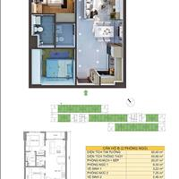 Căn hộ Làng Đại học - căn hộ Bcons Suối Tiên 950 tr/căn 2 phòng ngủ, 2 WC, trả góp 5-6 triệu/tháng