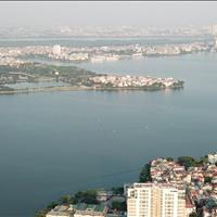 Tây Hồ Residence - view Hồ Tây thoáng đẹp, giá 3,5 tỷ, chiết khấu 3,38%, vay ngân hàng lãi suất 0%
