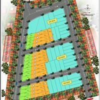 Mở bán dự án mặt tiền đường 44m thị trấn Long Thành giá 13 triệu/m2, sổ hồng riêng, thổ cư 100%