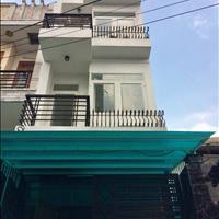Bán nhà 1 trệt 3 lầu 3,5x18m hẻm Lê Đức Thọ, phường 15, hàng chưa qua lái