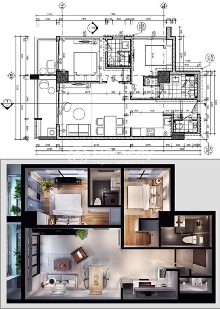 Thiết kế dự án Center Point Đà Nẵng