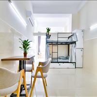 Cho thuê ký túc xá mới xây tại Bình Thạnh, full tiện nghi, phòng học, phòng bếp, máy giặt, máy lạnh