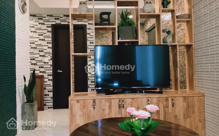 Cho thuê căn hộ hạng sang diện tích 54m2 đầy đủ tiện nghi giá 12 triệu/tháng hình chụp thực tế