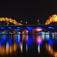 Biệt thự sinh thái Đà Nẵng 2 mặt tiền 16 triệu/m2 đường 15,5m cách biển 800m, phù hợp đầu tư