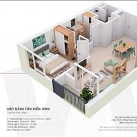 Cần bán gấp căn hộ 45m2 Westbay giá rẻ-Dự án Ecopark Hưng Yên