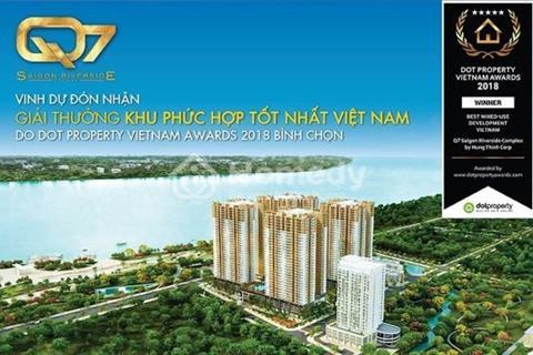 Bán căn hộ cao cấp 3 phòng ngủ có thêm 1 phòng làm việc, giá 3,1 tỷ, 91m2