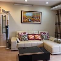 Cho thuê căn hộ chung cư 15 - 17 Ngọc Khánh, 155m2, 3 phòng ngủ đủ đồ giá 16 triệu/tháng