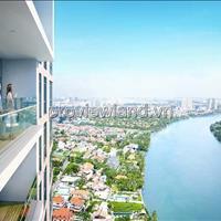 Căn hộ hộ River Garden bán tại tầng 17 view sông 156m2, 4 phòng ngủ