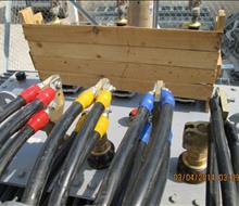 Thi công sửa chữa đường dây trung - hạ áp