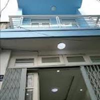 Cần bán nhà 1 trệt 2 lầu đường Phan Văn Hớn, mặt tiền 8m, dân cư đông đúc