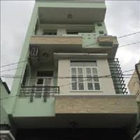 Nhà 1 trệt 2 lầu đường Nguyễn Văn Bứa, đường nhựa 10m, sổ riêng