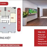 Mở bán 6 căn hộ Penthouse tầng 26 F.Home view sông Hàn, view biển thành phố Đà Nẵng