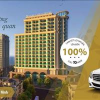 Cần bán gấp căn hộ khách sạn cao cấp có sổ đỏ vĩnh viễn tại Hạ Long