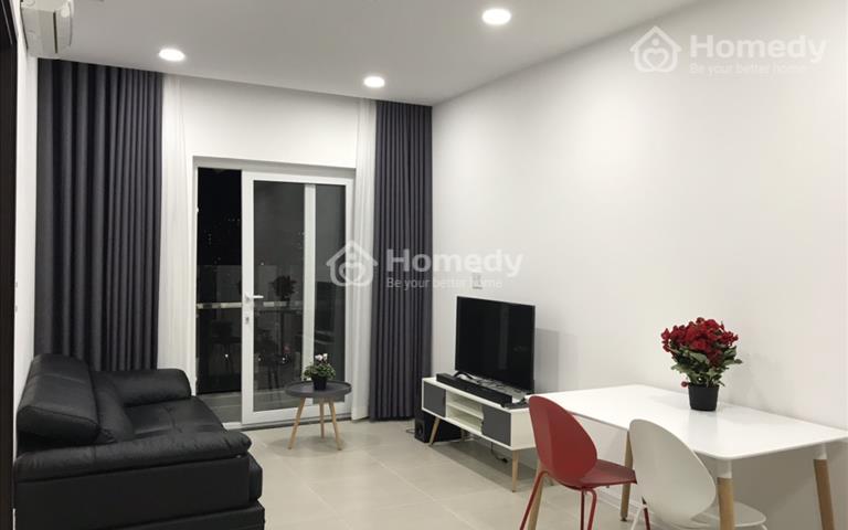 Cho thuê căn hộ 1 phòng ngủ Xi Grand Court, đầy đủ nội thất, có thể vào ở ngay, giá 16 triệu/tháng
