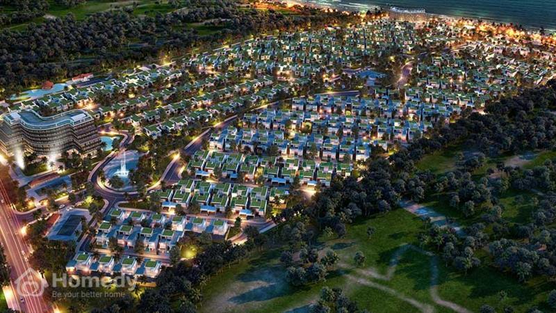 Dự án Goldsand Hill Villa Mũi Né - ảnh giới thiệu