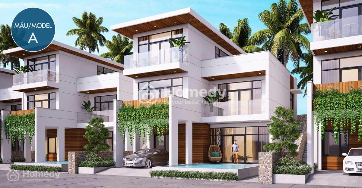 Goldsand Hill Villa Mũi Né