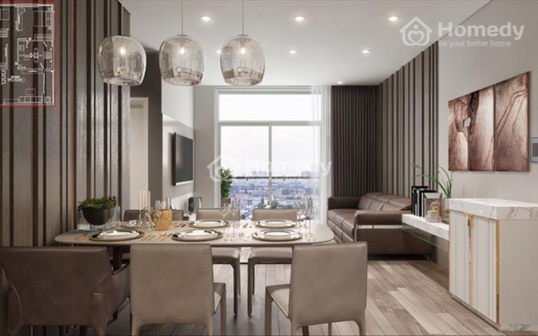 Cần bán căn hộ The Western Capital Quận 6 - đa dạng căn hộ - chênh lệch thấp