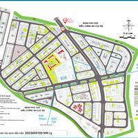 Bán đất nền khu dân cư Đại Phúc - Bình Chánh, lô V7 430m2, view rạch, giá 43.8 triệu/m2