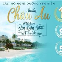 Marina Suites căn hộ trực diện biển Trần Phú, Nha Trang