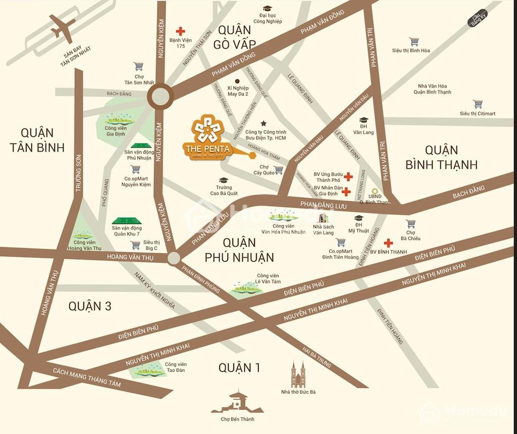 Saigon Pentaview Bình Thạnh