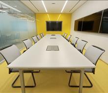 Chụp ảnh nội thất công ty Huawei