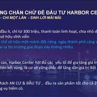 Đất nền dự án Harbor Center thị xã Phú Mỹ, Bà Rịa - Vũng Tàu, giá chỉ 9 triệu/m2