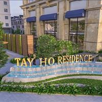 Tây Hồ Residence – Căn hộ khách sạn cao cấp từ 2,2 tỷ/2 phòng ngủ, view trực diện Hồ Tây cực đẹp