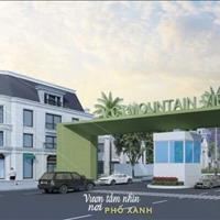 Bán nhà liền kề 75m2 đã hoàn thiện mặt ngoài 4 tầng dự án CVI Mountain View Vĩnh Yên