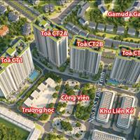 Bán gấp Gelexia Riverside - 885 Tam Trinh, căn 15-17 CT1, 76m2, giá 1,5 tỷ (bao phí)