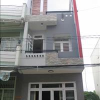 Bán nhà Xuân Thới Sơn, Hóc Môn, nhà 2 lầu đúc, sổ hồng riêng, đường 12m, an ninh