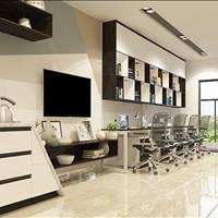 Bán gấp Officetel Quận 5 giá 2,2 tỷ, full nội thất, đã có sổ, sổ hồng lâu dài, hỗ trợ vay ngân hàng